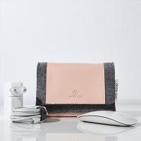 [애프터텐] MMP 맥세이프&매직마우스 파우치_Pink