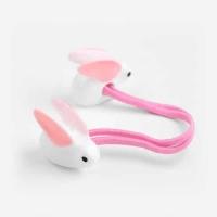 [인디고샵] 숲 속 작은 토끼 머리끈