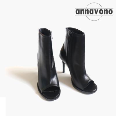 annavono 여성 부티 약9cm_A183BTSH01