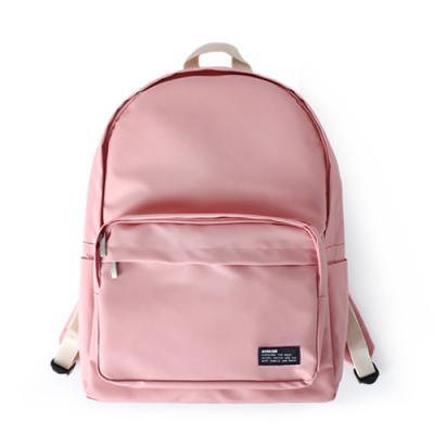 [버빌리안] Water Proof backpack [ PINK ]