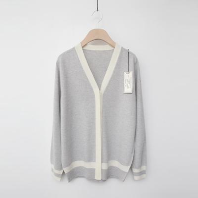 Laine Wool Line Cardigan