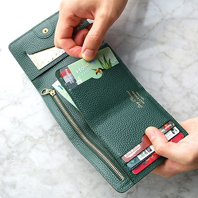 Day Classic Half Wallet