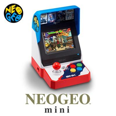 네오지오 미니 본체 NEOGEO mini (9월18일) 국내정발