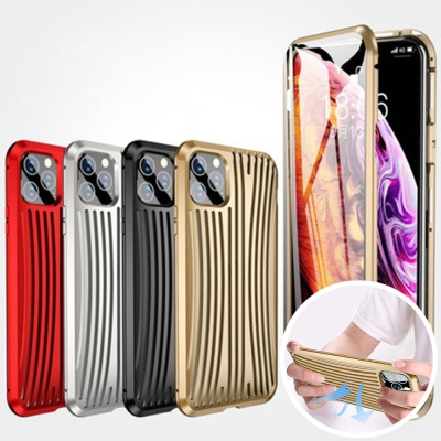 열방출 자석 풀커버 케이스 아이폰 xr xs max se2 8 7