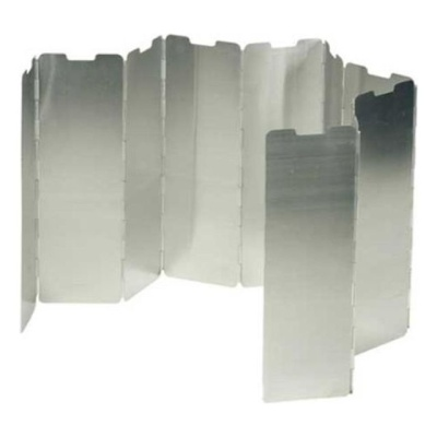 캠핑용 알루미늄 10단 접이식 버너 바람막이