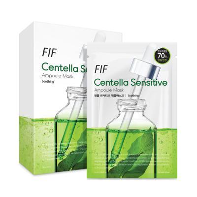 [FIF] 병풀 센서티브 앰플마스크 10매