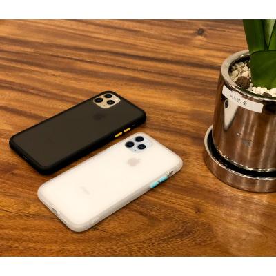버튼 컬러 체인지 아이폰11 케이스