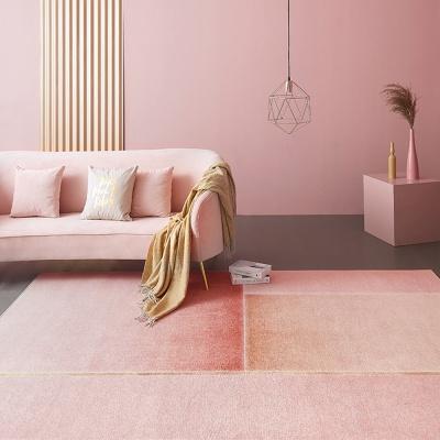 핑크 뮬리 가든 러그 (1400x2000)