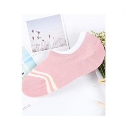 덧신투라인 페이크삭스 핑크 양말 발목양말 학생양말