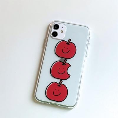 애플이 젤리 케이스