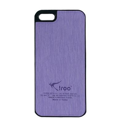 아이루 iroo 아이폰5 슬림가죽케이스 5컬러풀 iPhone5 LC4I5(퍼플)