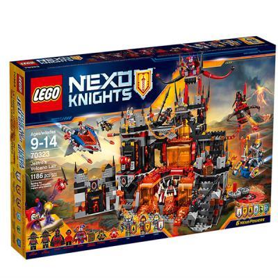 LEGO / 레고 넥소나이츠 / 70323 제스트로의 화산