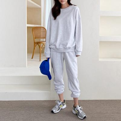 [SET] Trend Cotton Sweatshirt + Jogger Pants
