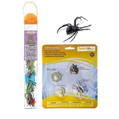 거미 피규어 3종세트(545406/100406/695304)