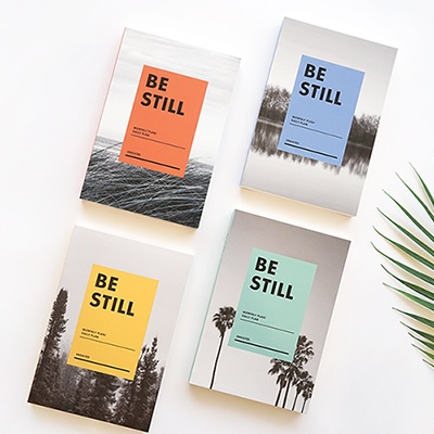BE STILL daily planner (만년형)