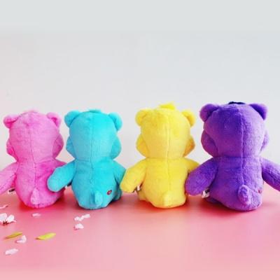 케어베어 봉제인형 4종SET (핑크+퍼플+블루+옐로우)