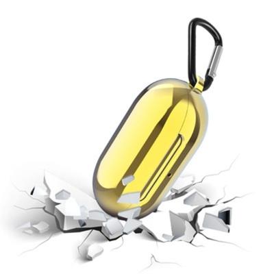 갤럭시버즈 케이스 유광 실리콘 고리 세트/gb020블랙