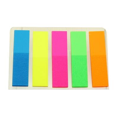 5색 인덱스 직사각메모지(25매)