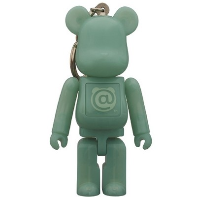 BEARBRICK LIGHT LED LIGHT GREEN