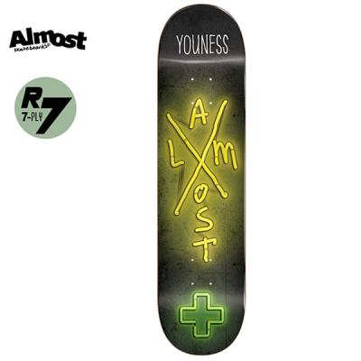 [ALMOST] YOUNESS AMRANI X NEON R7 DECK 31.1 x 7.75
