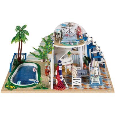 DIY 미니어처하우스 맑은여름의 발리