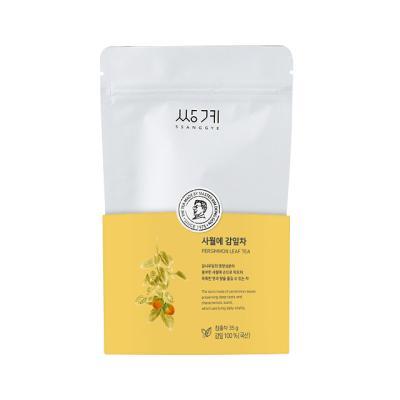 [쌍계명차] 실속 파우치 사월에 감잎차 35g