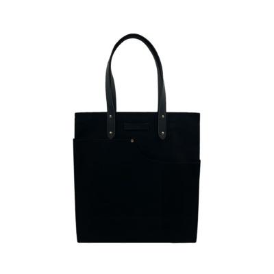 남녀공용/편하게 들 수 있는 가방 /커뮤터백 블랙