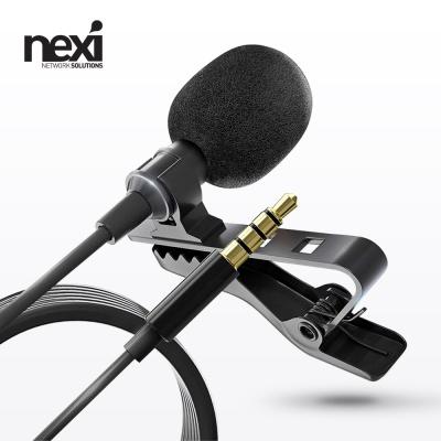 (NEXI) 넥시 무지향성 콘덴서 핀마이크 (NX1207)