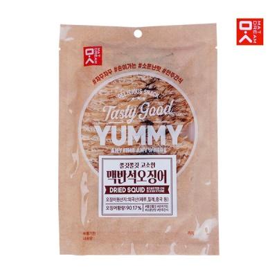 [MAT DREAM] 쫄깃한 감칠맛 맥반석오징어 20gx3봉