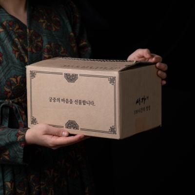 궁중비법 서가 콩고물 도라지정과 140 추석 명절 선물