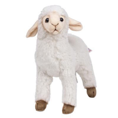3455번 어린양흰색 White Sheep Kid/28*26cm
