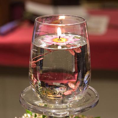 로제 와인 테이스팅 시음잔 1개