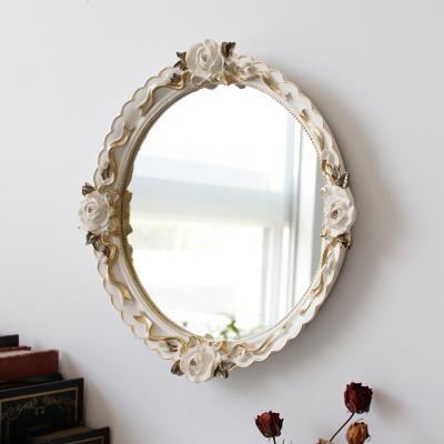 로즈 벽 거울 (KB0573)