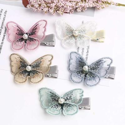 Mujer Daily AURORA butterfly 헤어핀 5color