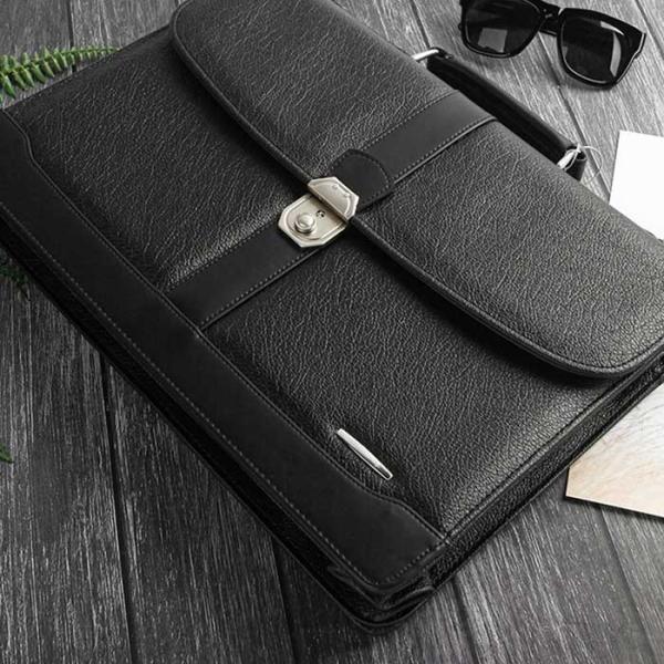 Modern 심플 briefcase 40.5x29cm 2color CH1689432