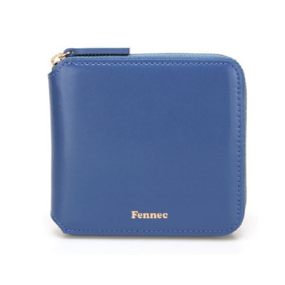 Fennec Zipper Wallet 지퍼 월렛  018 Dusty Blue