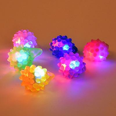 LED 도깨비 반지(색상랜덤)
