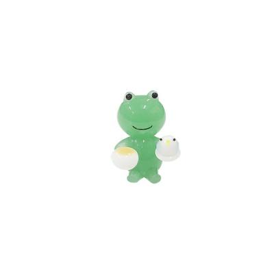 여유로운 오후의 개구리
