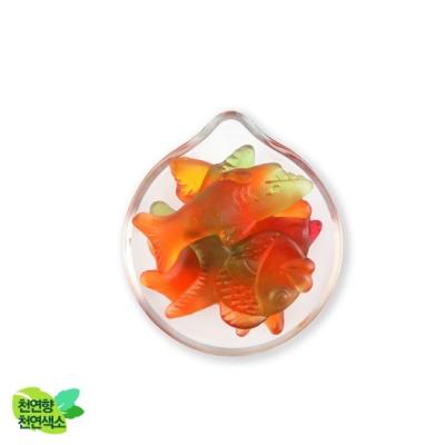 물고기 모양 구미 60g