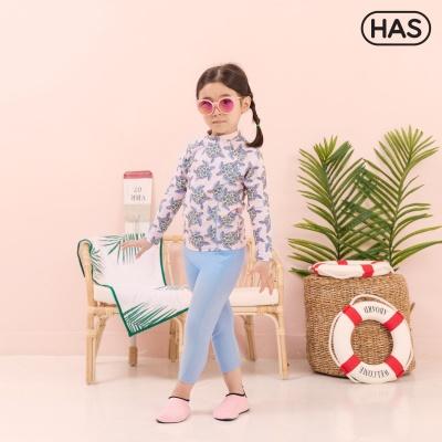 [HAS] 아동 래쉬가드_핑크 거북이