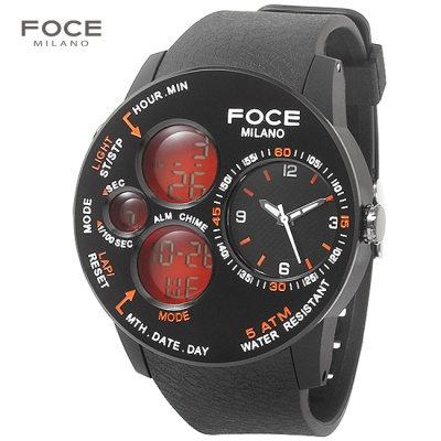 [FOCE] 포체 MILANO 멀티 남성 손목시계 FM1157B-OR
