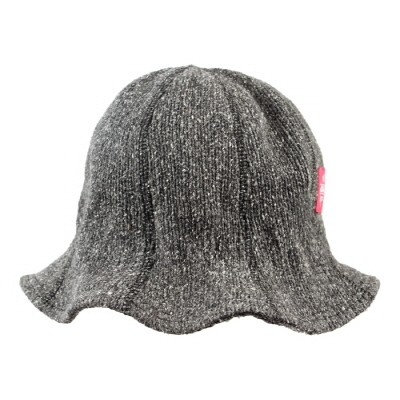 TNP OUT-DOER KNIT HAT 티엔피 니트햇 [CHACOAL]