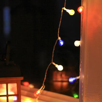 LED 추억이 방울방울 (믹스컬러) 배터리팩전구