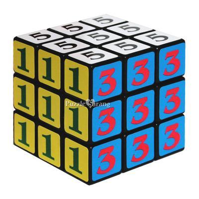 3x3 노벨 큐브 (숫자) - 신광사