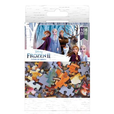디즈니 겨울왕국2 겨울스토리 108피스 직소퍼즐