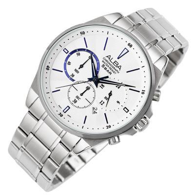 알바 크로노그래프 시계 AT3A51X 남자시계 선물 커플