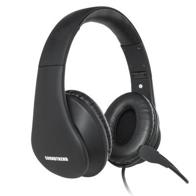 사운드트렌드 카시오페이아 랭귀지 헤드셋 ST-UDY400