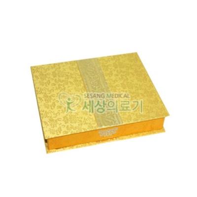 표지발이상자 노랑 20구(1ea) 청병상자 한의원약상자