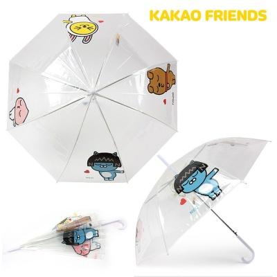 성창 카카오프렌즈 58 러브포에버 POE 우산