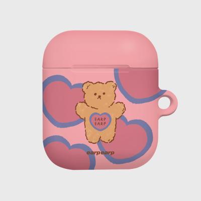 Fancy kid-pink(Hard air pods)